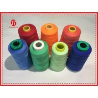 High Tenacity Spun Polyester Sewing Thread , Polyester Thread For Sewing Machine Manufactures