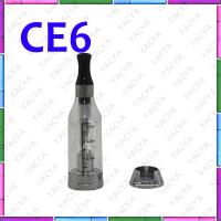 Changable Coil Head XXXL 6ml Clearomize Suit For EGO Serise E Cig Vaporizer CE6 Cartomizer Manufactures