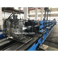 High Speed Hat Roll Forming Machine / Roll Forming Equipment For Solar Stands Manufactures