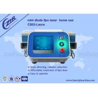 Diode Laser sound Fat Burning Machine lipo Laser Lipolysis for weight loss Manufactures