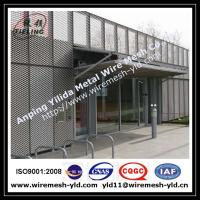 Ornamental & Decorative Expanded metal for sun screen Manufactures
