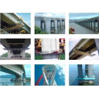 Underdeck Steel Movable Scaffolding System in Bridge Construction Manufactures