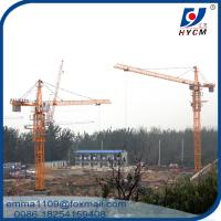 Cheap TC6012 Chinese Specifications Tower Crane 60 Meter Building Cranes for sale
