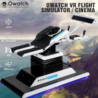 Hot sale VR Flying Simulator 9D Virtual Reality Flight Simulator on sale Manufactures