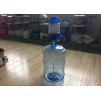 China Plastic Manual Drinking Water Hand Pump 5 Gallon Water Dispenser Pump No Toxic on sale