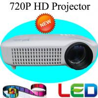 Made In China Good Quality 720P Home Cinema Projector Multimedia HDMI USB Proyector Manufactures
