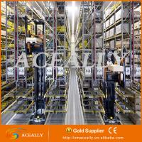 Narrow aisle truck racking for warehouse storage Manufactures