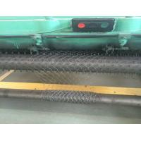 Buy cheap Electro Galvanized Wire Netting Machine / Welded Wire Mesh Machine For Fence from wholesalers