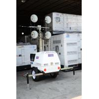 T500 Mobile Light Tower generator/diesel generator with 186FB Manufactures