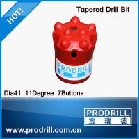 Dia41 11 degree 7 buttons standard skirt for Mining Manufactures