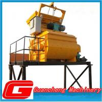 750L Concrete Batching Mixing Plant , Prefabrication Auto Concrete Mixer Manufactures