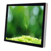 LED Backlight Open Frame Touch Screen Monitor PCap Touch 17 Inch 250 Nits Brightness Manufactures