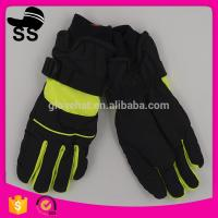 2017 12*30cm 137g 100%Polyester Outdoor Sports Windproof Durable Keep Warm Colorful Men Adults Winter Ski Gloves Manufactures