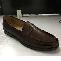 Buy cheap Mens Penny Loafer , Top Grain Leather Venetian Loafer , Slip on Shoes from wholesalers