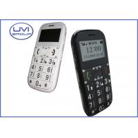PT503 Quad Band GPS Cell Phone Trackers for Elderly with S0S Emergency Calling and Flash Torch / FM Manufactures