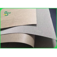 Rigid E Flute Corrugated Board Sheet For Mailer Box Great Cushioning Property Manufactures