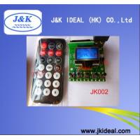 JK002 USB SD recording WAV WMA MP3 module Manufactures