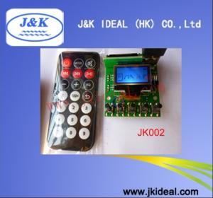 JK002 USB SD recording WAV WMA MP3 module