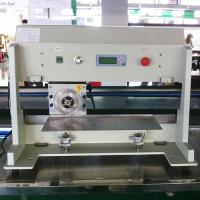 Cheap V-cut PCB Groove Cutting Machine ,Automatic Aluminum PCBA Separator-YSV-1A for sale