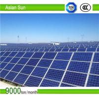 Top Quality Solar Panel Bracket for 10MW Solar Power plant Manufactures