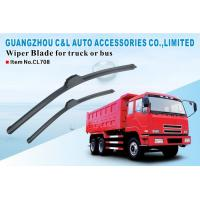 Easy Install Spare Parts Bus Wiper Blade From 300 MM To 700MM Manufactures