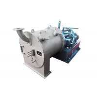 Water Removing Chemical Centrifuge Ammonium Sulfate Separation Pusher Centrifuge Manufactures