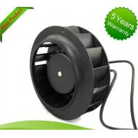 PA66 Silent AC EC Centrifugal Fans With Backward Curved Blades Manufactures