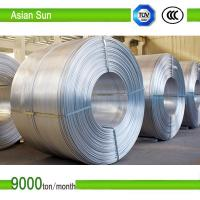 9.5mm Aluminum Wire Rod Manufactures