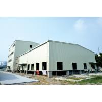China Agricultural Steel Framed Buildings , Industrial Steel Structures on sale