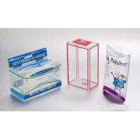 Quality blister floding boxes for sale