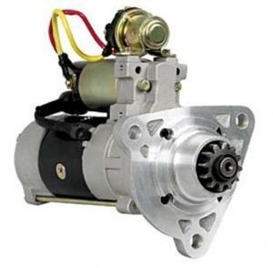 12V Starter Motor And Alternator , 11H 39MT Volvo Starter Motor 19011515 Manufactures