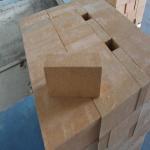 Magnesia Zirconia Bricks Kiln Refractory Bricks for 1750 C Ultra High Temperature Kiln or Erosion of Furnace Manufactures