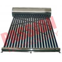 China Vacuum Tube Solar Water Heater Thermosiphon System on sale