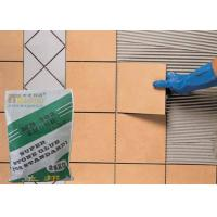 Flexible Bonding Gravel Exterior Floor And Wall Tile Adhesive And Grout Grey Manufactures