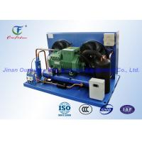 3 Phase Bitzer Reciprocating Compressor Chiller For Commercial Walk-in Freezer Manufactures