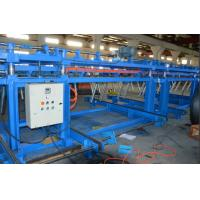 Cheap 12 Meter Auto Stacker Galvanized Rolling Form Machine 19 Rolls 13331 × 1555 × 1485mm for sale