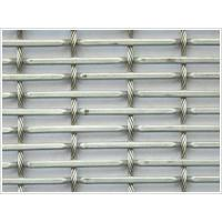 Stainless Steel Decorative Wire Mesh For Decoration and Design With AISI/SUS Standard Manufactures