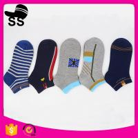 69% Cotton 25 % Polyester 6%Spandex Protection Daily Life Absorbent Cool Hosiery Men Teenager Winter Knitting Socks Manufactures