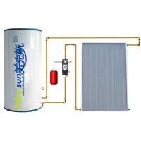 high absorption color steel solar water heater Manufactures