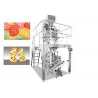 1 KG Food Packing Machine with PLC System Electric Driven Type Manufactures