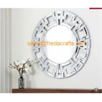 "Freda hot sale elegant venetian wall mirror round  wall mirror home decor 31.5"" Manufactures"