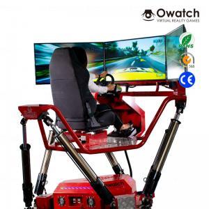 Quality Hot Sale Car Racing Arcade Game Machine,Car Driving Racing Simulator Amazing Car for sale