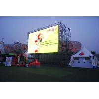 High bright P10 full color outdoor led digital sign board