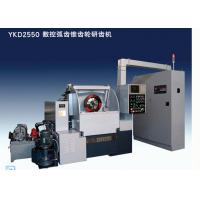 3 Axis Sprial Bevel Gear Lapper CNC Machining Center With Mitsubishi Control System , Air Conditioner Manufactures