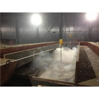 Side Suction Type Zinc Smoke Collection System For Hot Dip Galvanizing Line
