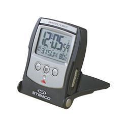 High Sierra® Atomic Travel Alarm Clock Manufactures