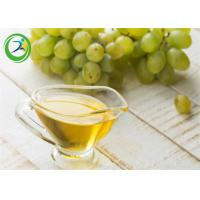 Pharmaceutical Materials Yellow Liquid Grape Seed Oil To Dissolve Steroid Manufactures