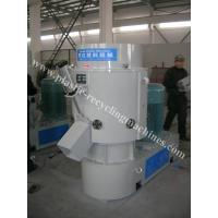 Waste Plastic Recycling Machine With Waste PP / PE Film Crusher Granulator