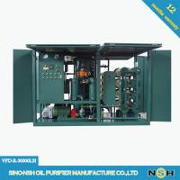 Double stage vacuum transformer oil,Frame Dielectric Mineral Insulation Oil Dehydration plant,degassing Manufactures