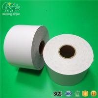 Thermal Receipt Paper white color and free samples cash register paper roll Manufactures